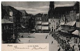 Mons - Le Jeu De Balle - Mons