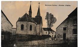 Environs D'Arlon - Fouche. L'Église. - Aarlen