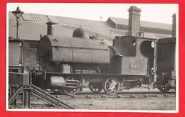 GLAMORGAN     NEATH   RAILWAY STEAM ENGINE    925 ( EX S DERBY RLY ) 1929   RP - Glamorgan