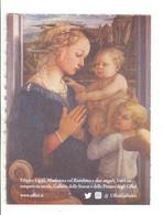 Italy Firenze   Galleria Degli Uffizi  Museo  Museum Ticket , 2020 , Used - Tickets - Vouchers