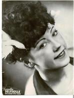 Huguette Delysiolle Madame GUY BERT 18X 24 Cm PHOTO Pour Publicite MAGIE  PRESTIDIGITATION - Zonder Classificatie