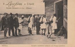 Africa - Libia - Tripoli - Il Lysoform A Tripoli (2) - - Libië
