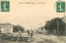VILLE SUR TOURBE RUE DE BEL AIR - Ville-sur-Tourbe
