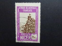 Niger N°47A Oblitéré - Oblitérés
