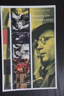 Jaar 2007: BL145 'Belgische Film' - Ongetand Met Nummer - Zeer Mooi! - Imperforates