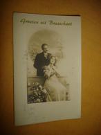 CPA FANTAISIE - BRASSCHAAT ( ANTWERPEN BRECHT KAPELLEN ) - GROETEN UIT ... ( 1911 ) - Brasschaat