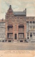 De Panne La Panne Villas Les Edelweiss Et Les Obérais Occupées En 1904 Par S.A.R. Le Prince Albert Et Da Famille  M 6906 - De Panne