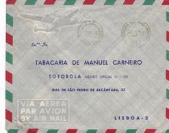 Franquia Mecânica ATM -LOURENÇO MARQUES 1963 - Viñetas De Franqueo (ATM/Frama)