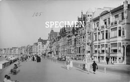 Fotokaart Zeedijk -   Knocke - Knokke - Knokke