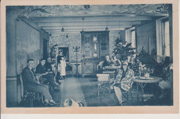 29 - ROSCOFF - HOTEL DE FRANCE - LE HALL - Roscoff