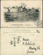 Postcard Casablanca الدار البيضاء Ruinen An Der Stadt 1908 - Casablanca