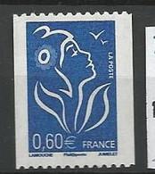 TYPE LAMOUCHE N° 3973 2 Bandes De Phosphore à Cheval NEUF** LUXE SANS CHARNIERE  / MNH - Non Classés