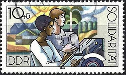 Germany GDR 1986 - Mi 3054 - YT 2675 ( Aid To The Third World ) - Used Stamps