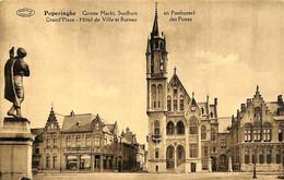 034 034 - CPA - Belgique - Poperinghe - Grand'Place - Poperinge