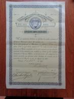 VENEZUELAS - CARACAS 1897 - ESTADOS UNIDOS DE VENEZUELA POR Bs. DE 500 BOLIVARES - Unclassified