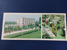 North Caucasus, Russia, Chechnya. GROZNYI Capital. Resort. 1978.  Long Format - Chechnya