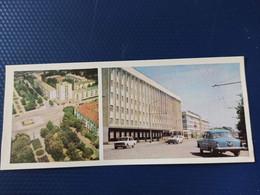 North Caucasus, Russia, Chechnya. GROZNYI Capital. City Center. 1978.  Long Format - Chechnya