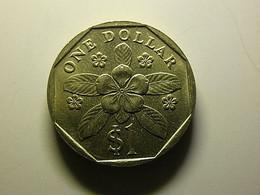 Singapore 1 Dollar 1989 - Singapore