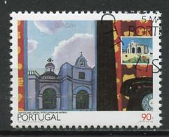 Europa CEPT 1993 Portugal Y&T N°1937 - Michel N°1959 (o) - 1993