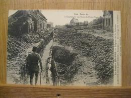 LIHONS EN SANTERRE - War 1914-18