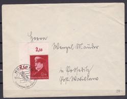 Deutsches Reich - 1941 - Brief - München Geburtstag Des Führers - Sonderstempel - Cartas