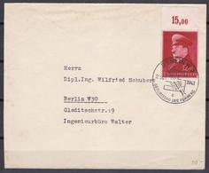 Deutsches Reich - 1941 - Brief - Berlin W 9 Geburtstag Des Führers - Sonderstempel - Cartas