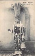 Binche Le Carnaval  Mardi Fras Gille En Grande Tenue Anno 1915     M 6970 - Binche