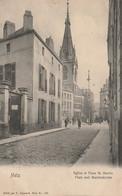 57 - METZ - RUE DU COETLOSQUET - RUE ET PLACE SAINT-MARTIN - BON A TB ETAT - CONRARD - Metz