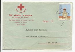 Cover Portugal Cruz Vermelha Portuguesa - Unclassified
