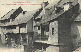 Les Pyrénées (4e Serie) Vallée D'Aure SARRABCOLIN  Maisons Anciennes Labouche RV - Autres Communes