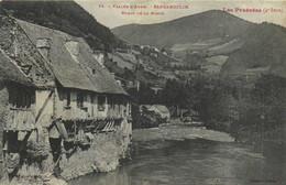 Les Pyrénées ( 4e Serie) SARRANCOLIN Bords De La Neste   Labouche RV - Autres Communes