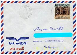 Burkina Faso 1991 Cover - Amphibolite Rocks 1991 - Other