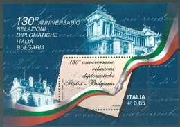 ITALIA - 2009 -  MNH/*** LUXE  - Sa FOGLIETTO 51  Yv BLOC 49 - Lot 23327 - Hojas Bloque