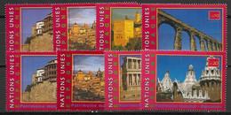UNO / Geneva - 2000 - N°Yv. 415 à 422 - Espagne - Neuf Luxe ** / MNH / Postfrisch - Nuevos