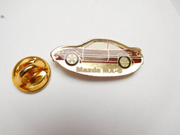 Beau Pin's , Auto Mazda MX-6 - Otros