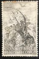 Congo-Belge - Belgisch Congo - T1/16 - (°)used - 1947 - Michel 260 - 50st Verjaardag Overwinning Tegen Slavenhandelaars - 1947-60: Used