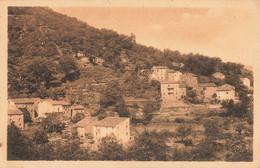 20 Crucoli Hameau D' Ucciani Cpa Carte Ecrite En 1940 - Autres Communes