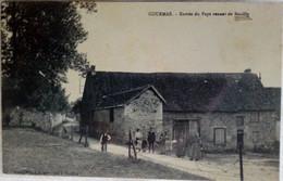51 / Courmas (Marne)  Entrée Du Pays Venant De Bouilly - Altri Comuni