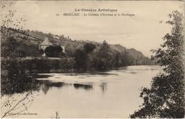 CPA BEAULIEU - Le Chateau D'Estresse (143598) - Other Municipalities