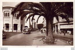 MAROC  CASABLANCA  Boulevard De La Gare Et La Poste - Casablanca