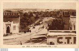MAROC FES  Vue Sur La Nouvelle Ville - Fez