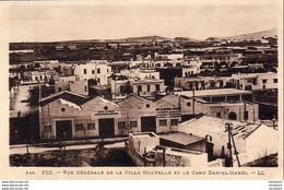 MAROC FES  Vue Générale De La Ville Nouvelle Et Le Camp Dar El Marès - Fez