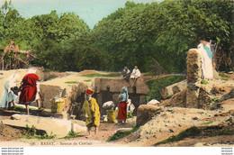 MAROC  RABAT  Source Du Chellah - Rabat