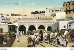 MAROC TANGER  La Douane - Tanger