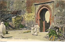 MAROC  RABAT  Entrée Des Oudayas - Rabat