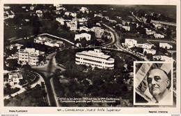 MAROC  CASABLANCA  Vue D'Anfa Supérieur - Casablanca