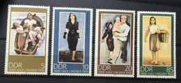 (926) DDR 1988 : Yv# 2815/18 - MNH VF - Ongebruikt