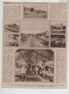 L'hôpital Sur Le Front Montfrenet L'odyssée D'une Cloche Pradels - 1914-18