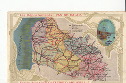 62- Edition De La Chocolaterie D Aiguebelle Pas De Calais - Non Classés