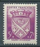 France YT N°564 Saint-Etienne Neuf ** - Ongebruikt